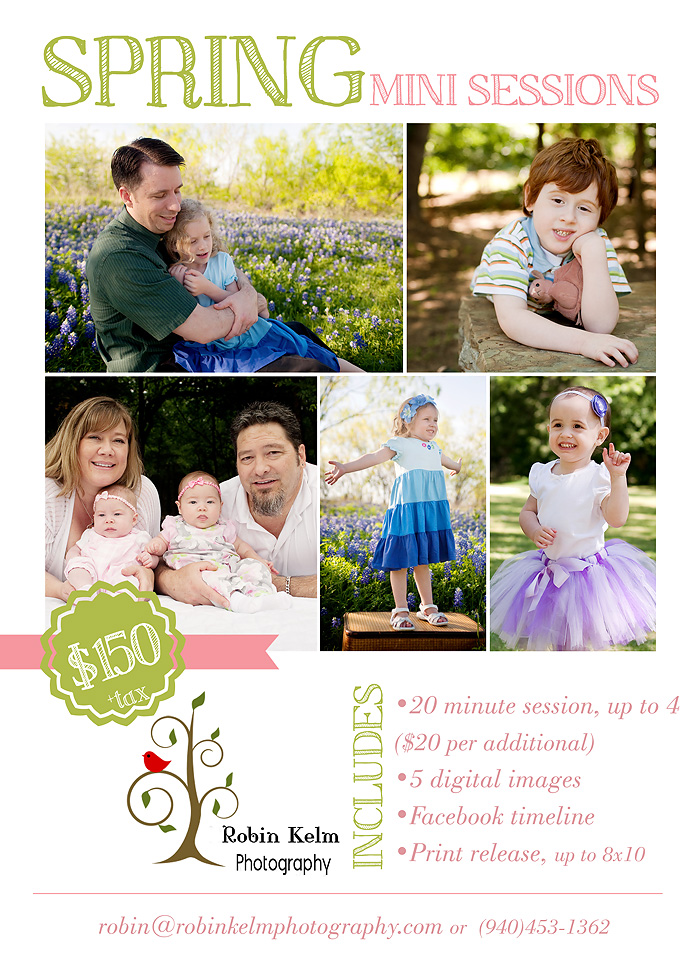 2013 Spring Mini Sessions web