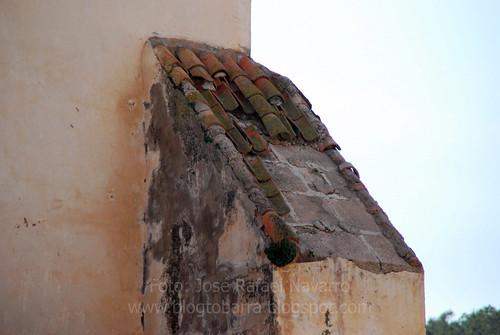 Lamentable estado de la Iglesia de la Asunción