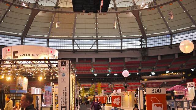 2013 BC Home & Garden Show | BC Place Stadium