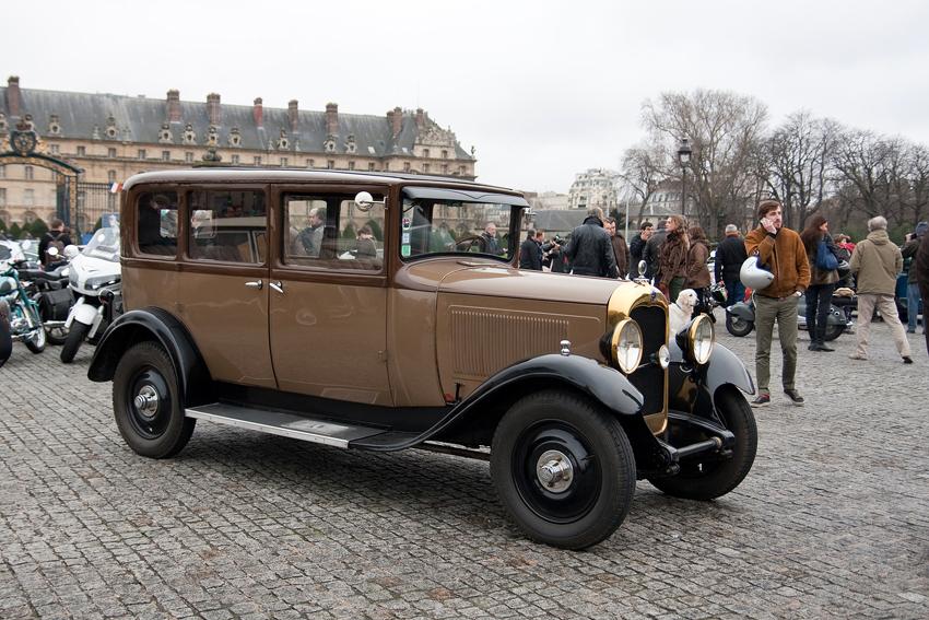 1928-1930 Citroen AC4/AC6 (C4/C6)