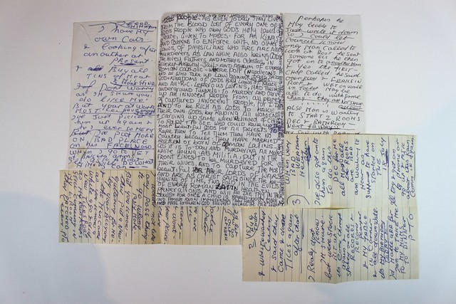 Crazy Notes