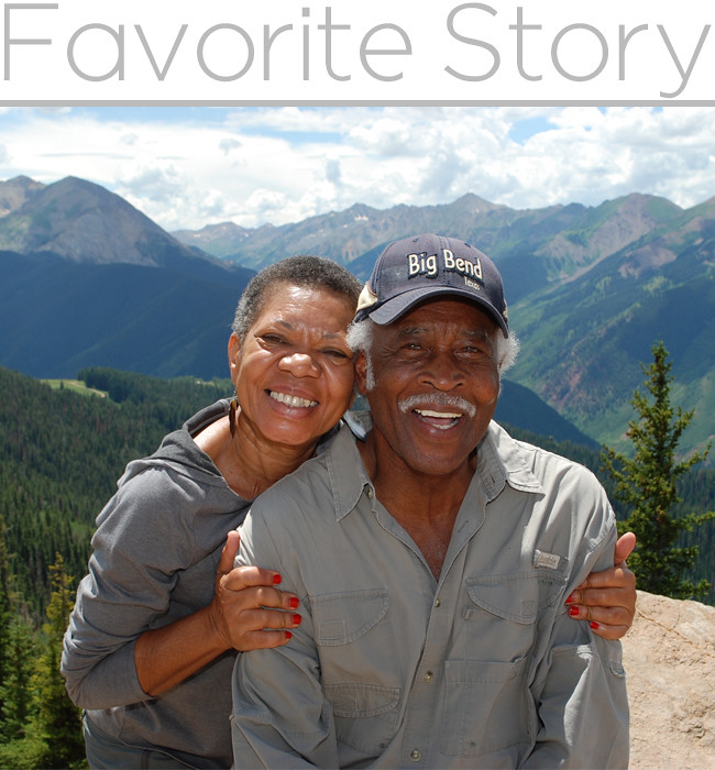 Favorite Story National Parks Love