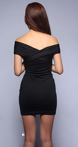 Tiffany Off Shoulder Dress 27-1