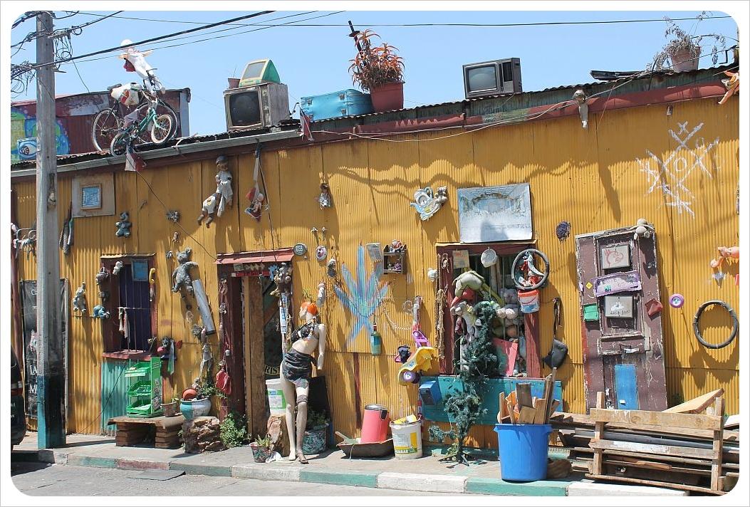 valparaiso artist house