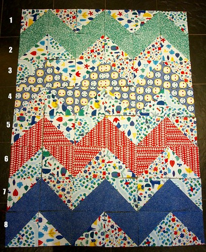 2 hour quilt layout