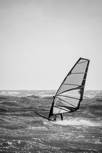Exmouth Windsurfer