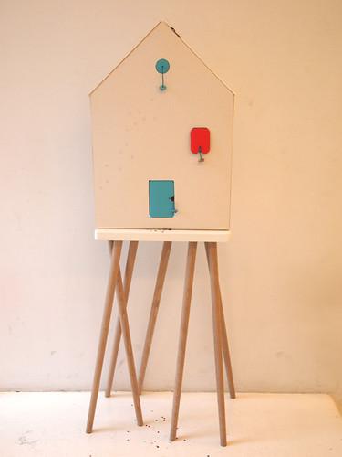 Exposición Casa by blanca helga