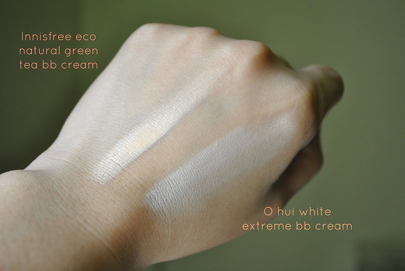 ohui white extreme bb cream
