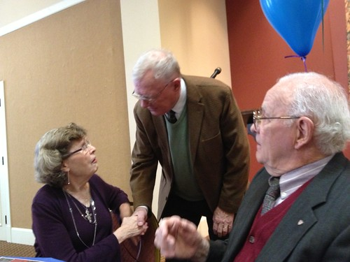 <p>Members of the congregation wish Ruth and Jesse well in their retirement.</p>