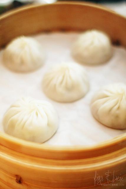 Truffle dumpling, Din Tai Fung