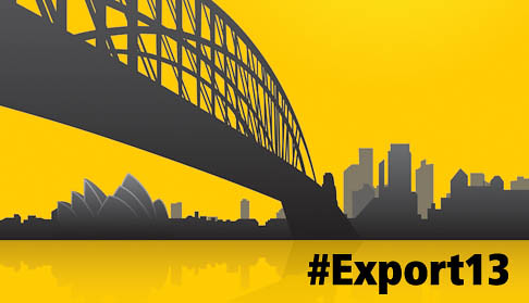 #Export13 Twitter Q&A on trading with Australia
