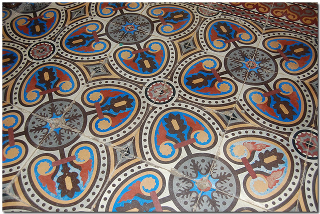 Carrelages anciens a gallery on flickr for Ancien carrelage