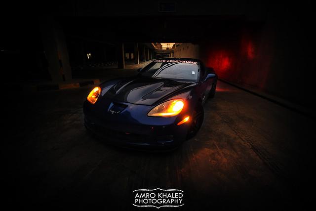 Corvette ZO6 TwinTurbo