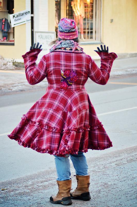 nowornever coat