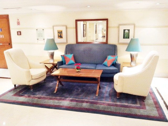 ITC Maratha Hotel 06 - Lounge