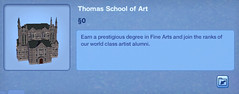 Thomas School of Art