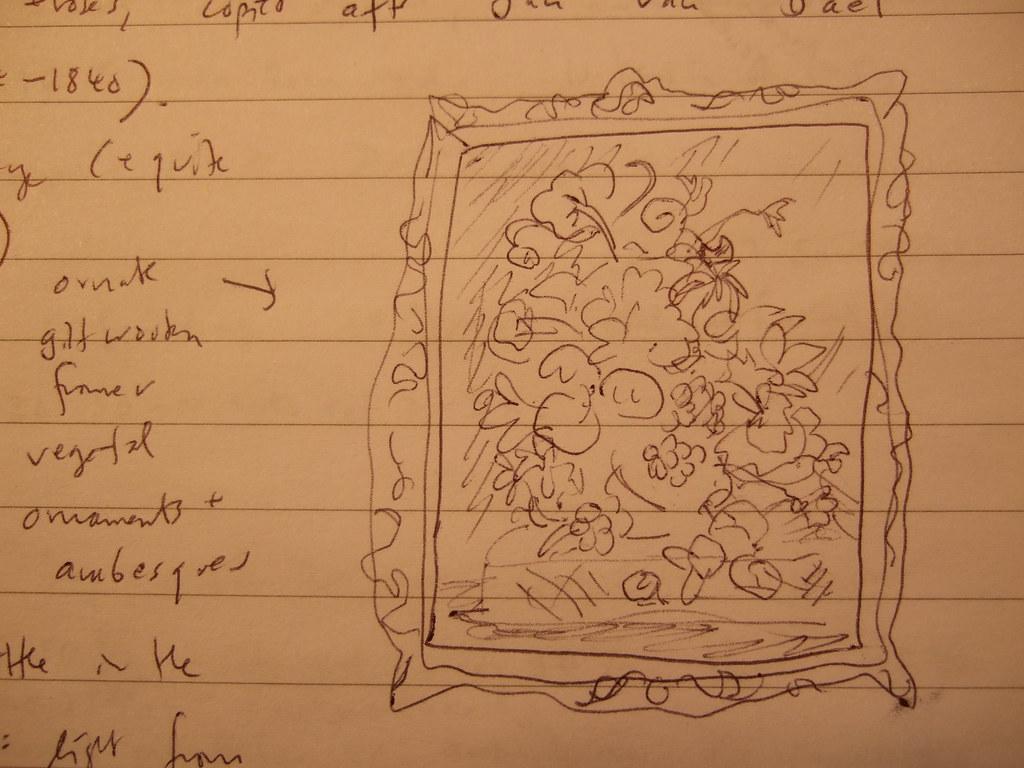 sketch comolera