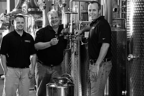 Brett Carlile & Orlin Sorensen of Woodinville Whiskey Co.