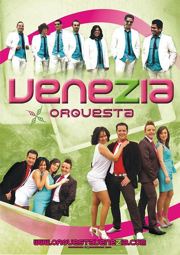 Venezia 2013 - orquesta - cartel