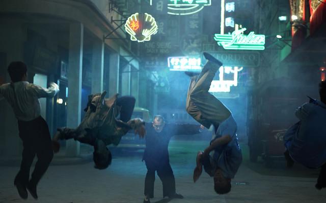 "Ip Man - The Final Fight"" by Herman Yau"