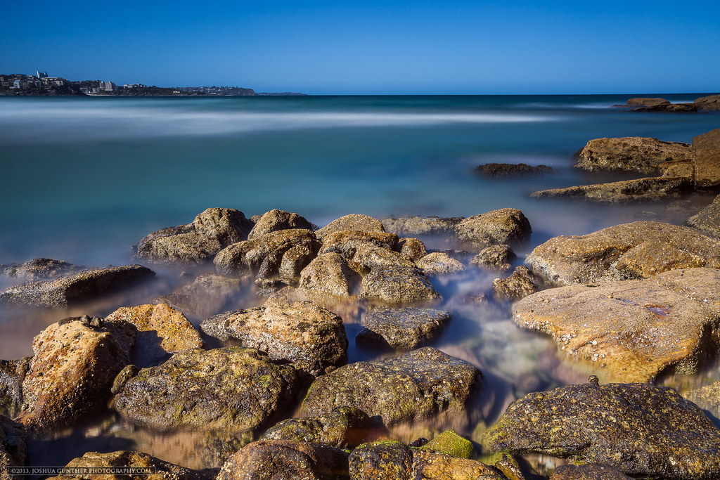 Creating Mist-Manly Beach