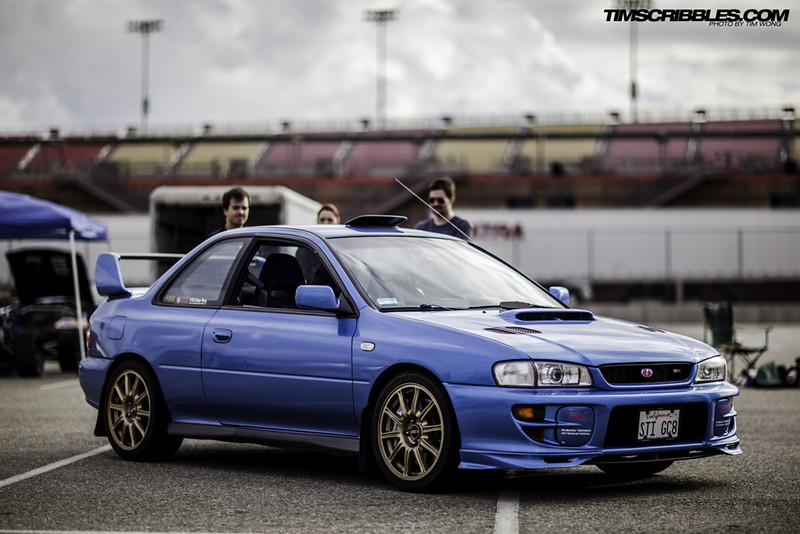 World rally blue vinyl wrap matching, help please - NASIOC