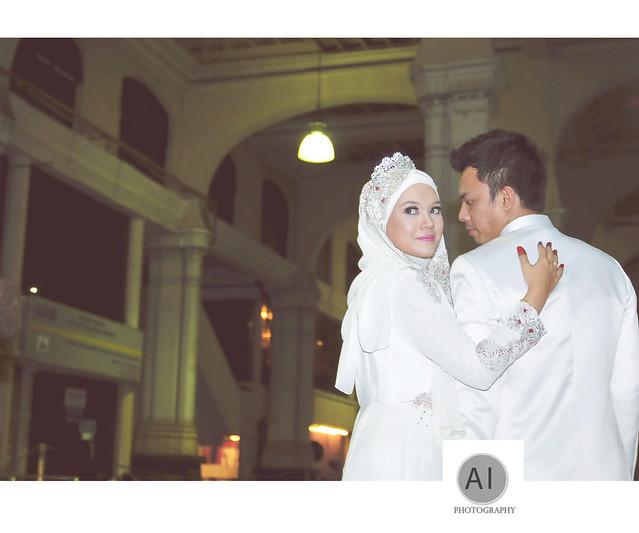 Pakej Fotografi Perkahwinan Datuk Keramat 2014