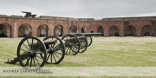 2009 Fort Pulaski Cannons - Savannah, GA