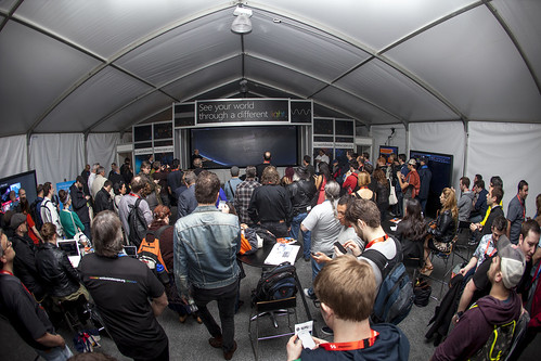 The NASA Experience Tent @ SXSW