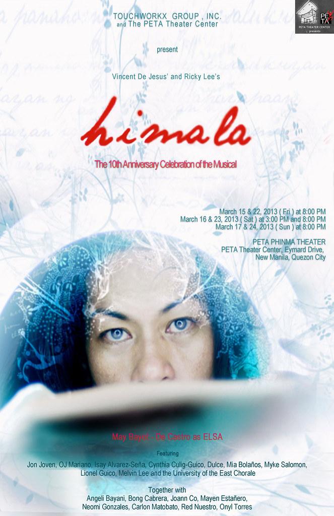 himala poster