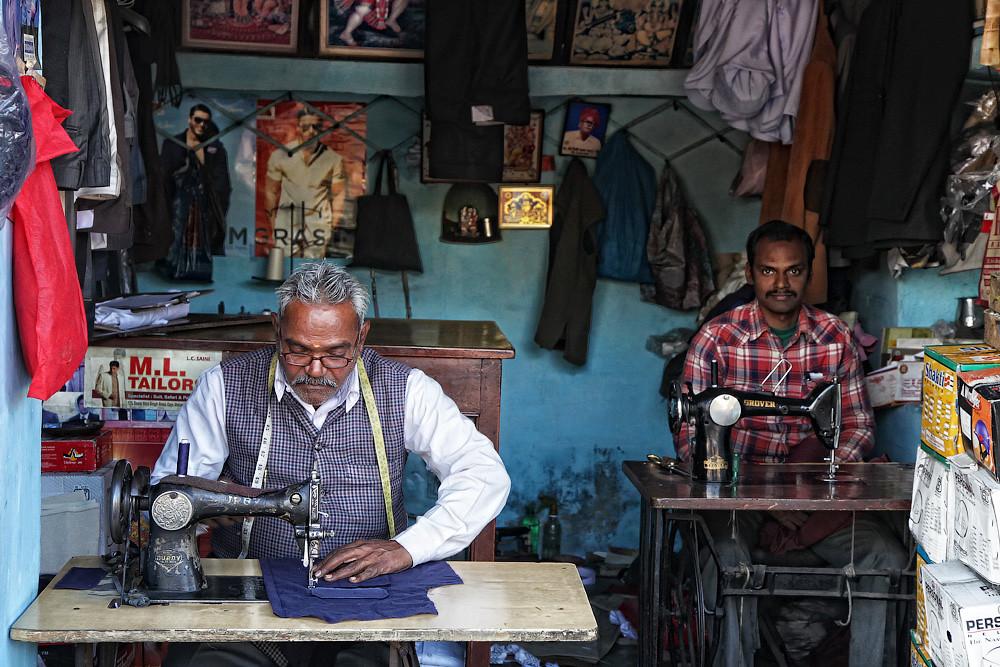 Tailors, Jaipur, India 2013