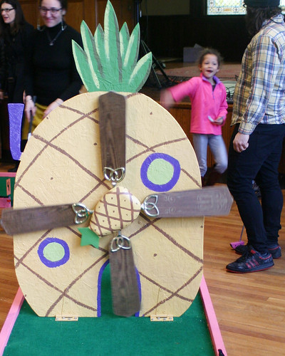Windmill pineapple
