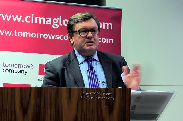 Tony Manwaring, CEO Tomorrow's Company IMG_5225