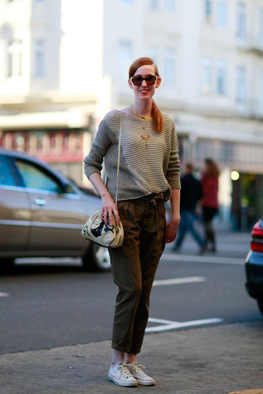 dronning street style, street fashion, women, San Francisco, Valencia Street