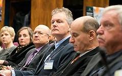 2013年2月在法國里昂首次召開漁業犯罪官員會議(照片提供:國際刑警組織)