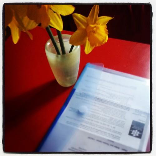 Papier urgent ranger dans la pochette #tarifold #partenaire #blog
