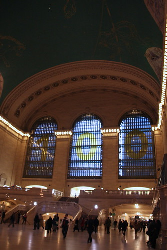 Grand Central Station 100th anniversary