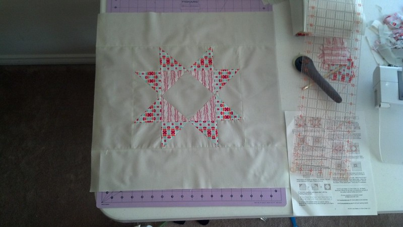 Shining Stars Block of the Month - March