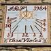 RELLOTGE DE SOL, CANILLO 06 ©fer55.