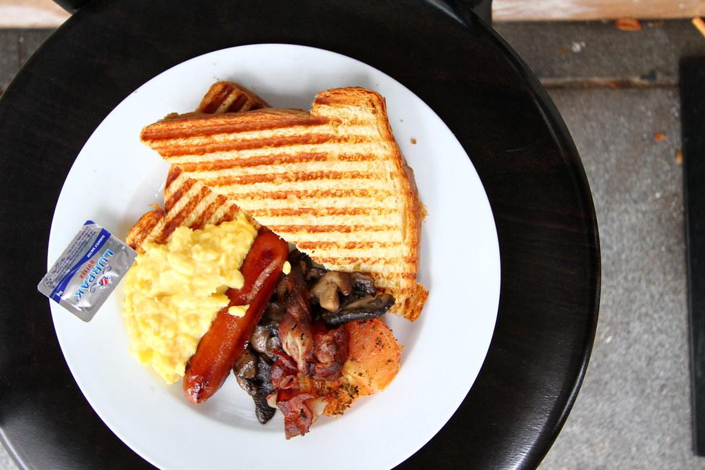 Kith Cafe: Big Breakfast
