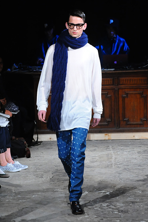 FW13 Tokyo Patchy Cake Eater017_Brayden Pritchard(Fashion Press)