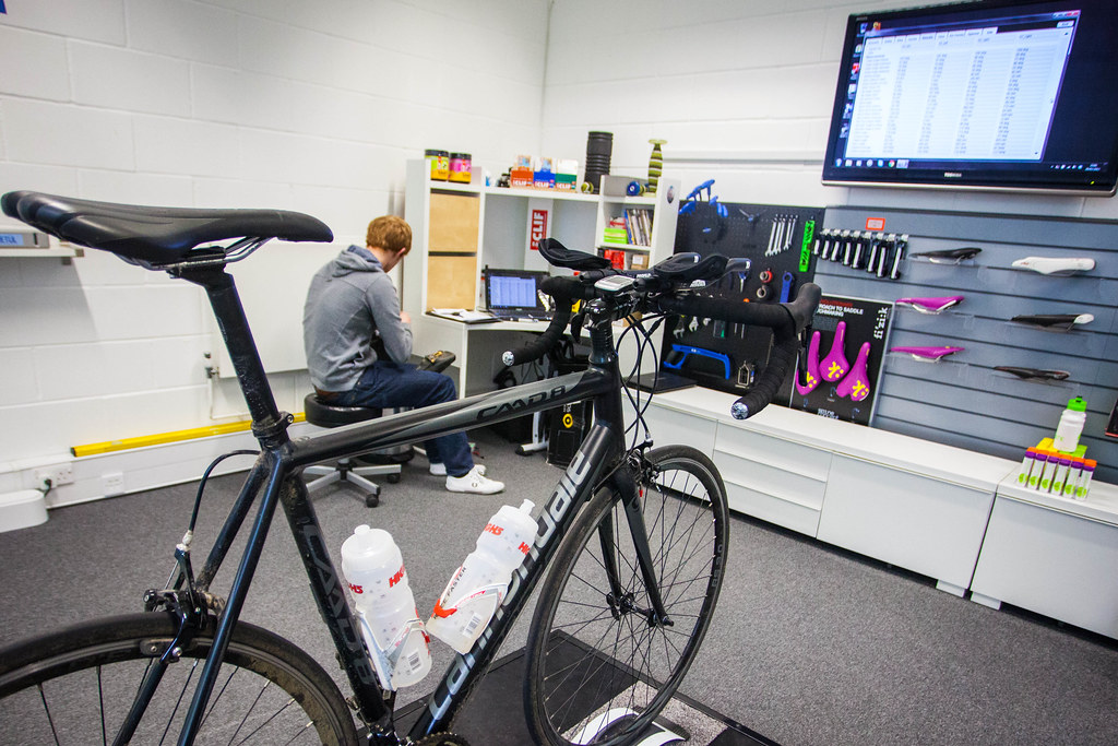 Bike Fitting at Freespeed - more info at http://www.freespeed.co.uk