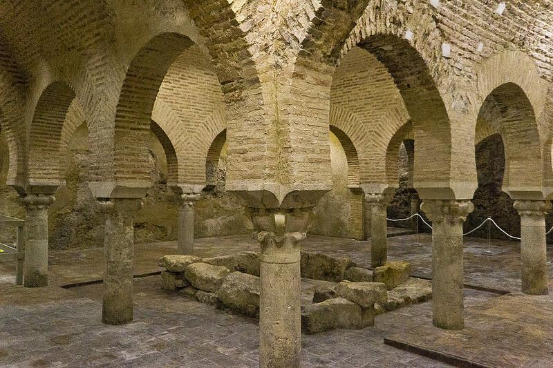 Baños Arabes Que Son:Baños Arabes de Jaén – Arquitectura – Comunidad Nikonistas