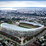 Eden Park, Auckland: Venue For All Whites v Concacaf 4th Placed Team?