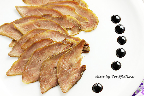 油封豬舌 Confit of pork tongue-20130325