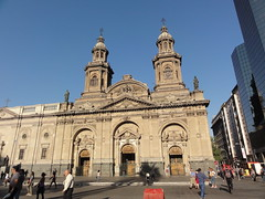 Say your prayers at The Metropolitan Cathedral of Santiago - Things to do in Santiago