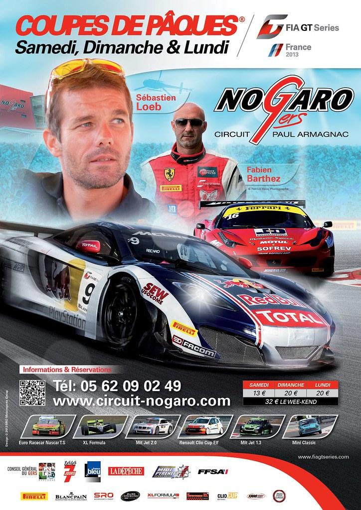 Circuito Nogaro : Previo copa de pascua circuito de nogaro motor vs motor