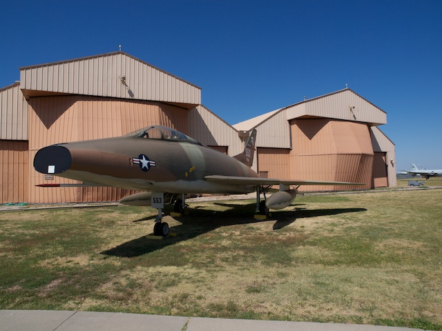 """F-100 """"Super Saber"""""""