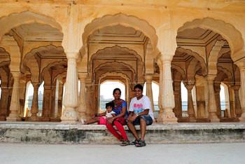 Rianna, Smita & Subhadip
