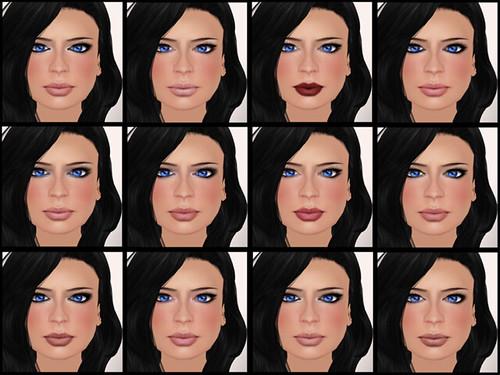 Rockberry Paige Palette
